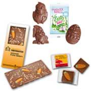 Werbeartikel Oster-Schokolade