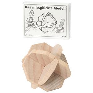 Das missglückte Modell - Holzpuzzle bedrucken - Werbeartikel Spielzeug mit Logo | Artikel-Nr. BA-102591