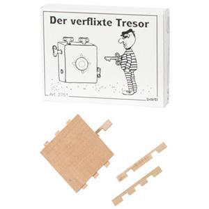 DER VERFLIXTE TRESOR bedruckt als Werbeartikel | Artikel-Nr. BA-102751