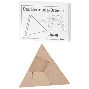 DAS BERMUDA-DREIECK bedruckt als Werbeartikel | Artikel-Nr. BA-104555
