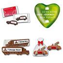 Werbeartikel Autovermietung Schokolade Autovermietung