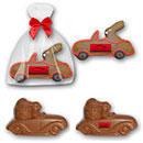Werbeartikel Autowaschanlage Schokolade Autowaschanlage