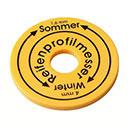 Werbeartikel Reifenprofilmesser Chip Autowaschanlage