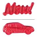 Werbeartikel Trolli 1-er Fruchtgummi L Autovermietung
