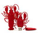 Werbeartikel USB-Stick Krebs Aquarium