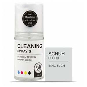 Cleaning Spray-Set bedrucken - Sprays mit Logo - Werbeartikel   Artikel-Nr. CP-FF51L200SET