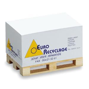 Zettelblock Mini-Holzpalette als Werbeartikel   Artikel-Nr. CW-8310