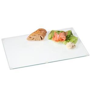 Schneidebrett aus Glas Meal XXL als Werbeartikel | Artikel-Nr. ES-07428