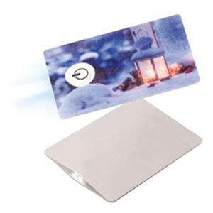Taschenlampe Card Light als Werbeartikel | Artikel-Nr. ES-09078