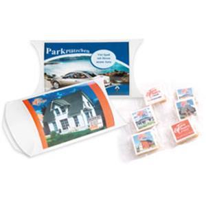 6M Florentiner-Plätzchen in Verpackung  mit Logo | Artikel-Nr. FB-1090
