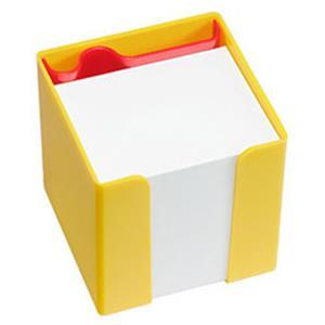 Zettelbox mit Logo - Zettelbox bedrucken - Werbeartikel Zettelboxen | Artikel-Nr. LA-7058-KPC