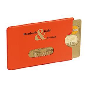Kreditkarten-Tresor bedrucken - Kreditkartenhalter mit Logo - Werbeartikel | Artikel-Nr. LA-7507