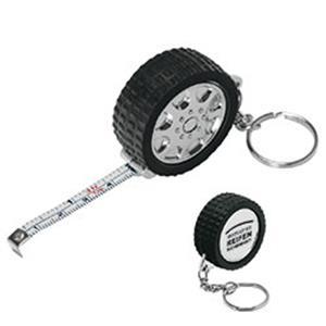 Maßband Reifen mit Logo | Artikel-Nr. LA-8968