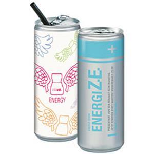 werbeartikel energy drink bedrucken mit eigenem logo adicor. Black Bedroom Furniture Sets. Home Design Ideas