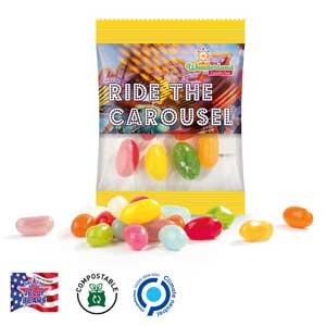 Jelly Beans als Werbeartikel bedrucken, Werbemittel aus dem Sortiment Bonbons / Essen & Trinken