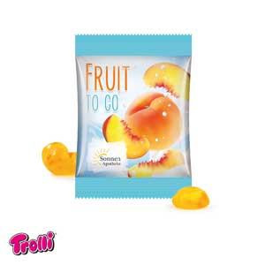 Trolli Vitamin-Fruchtgummi als Werbeartikel bedrucken, Werbemittel aus dem Sortiment Fruchtgummi / Essen & Trinken