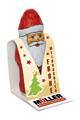 Gubor Nikolaus bedrucken, Werbeartikel mit Logo aus dem Sortiment Weihnachtsmänner / Weihnachten