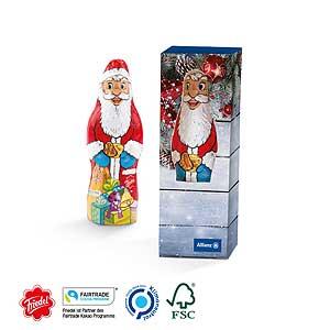 Friedel Weihnachtsmann als Werbegeschenk | Artikel-Nr. SW-1343