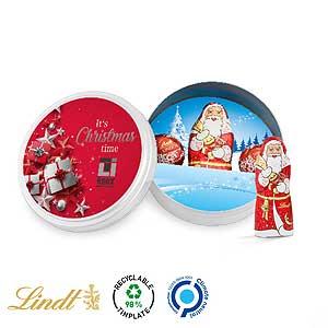 Werbeartikel Weihnachten.Weihnachtsdose Werbegeschenke Weihnachten