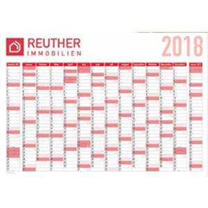 WANDPLANER 2021 - Wandkalender als Werbeartikel | Artikel-Nr. KA-01073