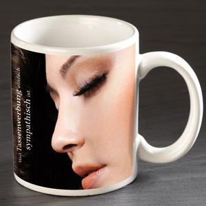 Fototasse Carina DCP bedrucken - Fototasse günstig - Werbeartikel Tassen   Artikel-Nr. KA-2720