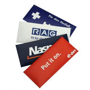 Pflastermäppchen Pocket mit Logo | Artikel-Nr. SW-1222