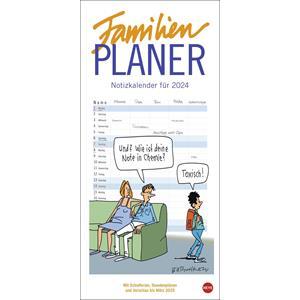 BUTSCHKOW FAMILIENPLANER 2021 als Werbeartikel   Artikel-Nr. KV-1588