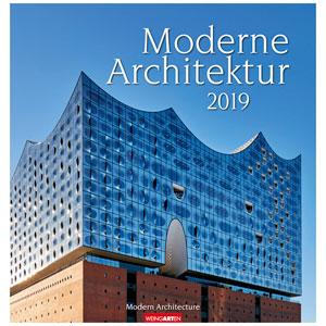 Kalender Moderne Architektur 2019 Als Werbeartikel Bedrucken Adicor