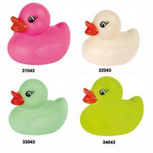 Badeente mit Farbwechsel als Werbegeschenk   Artikel-Nr. MB-31043