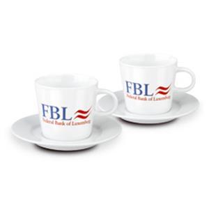 Fancy Espresso Duo als Werbemittel | Artikel-Nr. MU-0984