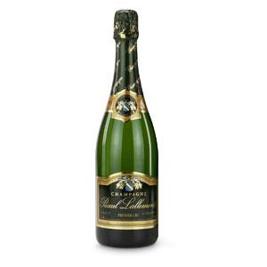 Champagner Pascal Lallement bedrucken - Sektflaschen mit eigenem Etikett - Sekt mit Logo - Werbeartikel Getränke | Artikel-Nr. RD-2K912