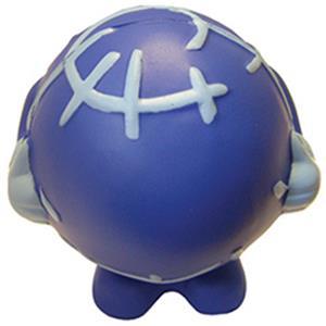Globe Man - Anti-Stress Charaktere mit Logo bedrucken - Werbeartikel Spielzeug   Artikel-Nr. RJ-S0116