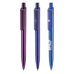 Ritter-Pen Insider Transparent bedrucken - Kugelschreiber mit Logo - Werbekugelschreiber - Werbeartikel | Artikel-Nr. RP-12300