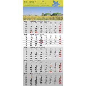 5-Monatskalender STANDARD 5 als Werbeartikel | Artikel-Nr. WK-5113