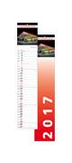 Werbeartikel Streifenkalender S-500