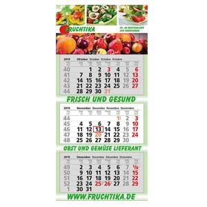 3-Monatskalender Trend 3 als Werbeartikel | Artikel-Nr. WK-5148