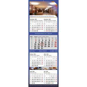 Combi 7 - 7-Monatskalender 2020 drucken - Werbeartikel Kalender | Artikel-Nr. WK-5172
