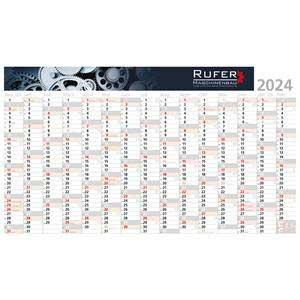 WANDPLANER JUMBO 2021 - Wandkalender als Werbeartikel | Artikel-Nr. WK-5180