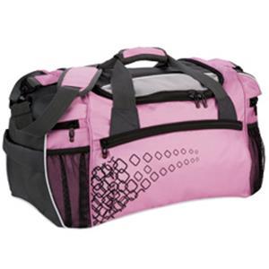 Sporttasche Pink bedrucken | Artikel-Nr. WL-71255