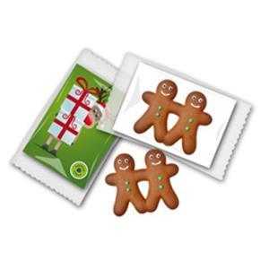 Lebkuchenfreunde Mit Zuckergussdekor Lebkuchen Logo Adicor