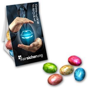 Ostereier Promobag - Ostereier mit Logo bedrucken - Werbeartikel Ostern | Artikel-Nr. ZM-1501